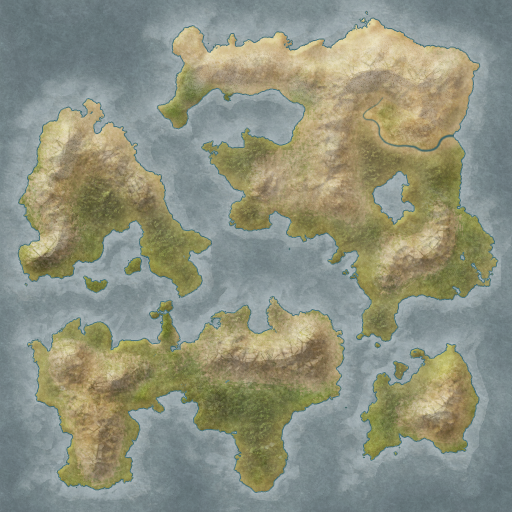 "<html><div align=""center"">Fantasy World Map</div></html>"
